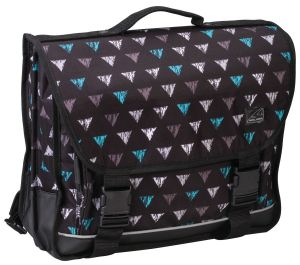 Cartable Scolaire Walker - 38 cm - triangles