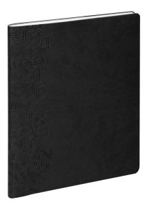 Agenda Universitaire Exacompta Winner - noir