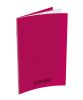 CAHIER CONQUÉRANT 24 X 32 96 P POLYPRO SEYES ROSE