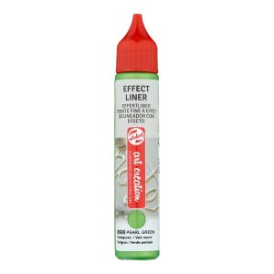 Effect Liner Royal Talens - 28 ml - vert nacré
