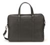 Porte-document Arthur & Aston - Cuir buffle - Noir