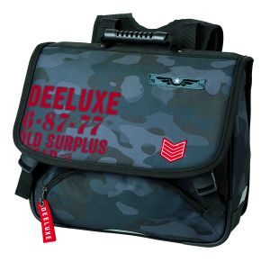 Cartable Scolaire 41 cm Deeluxe - camouflage
