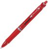 Stylo-Bille Pilot Acroball - 1mm - rouge