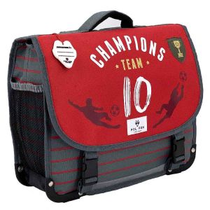 Cartable Scolaire Pol Fox Champions Team - 35 cm