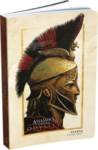 Agenda Scolaire Assassins creed Odyssey