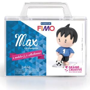 Kit Pâte Fimo - Max le champion