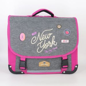 Cartable Pol Fox New York - 38 cm